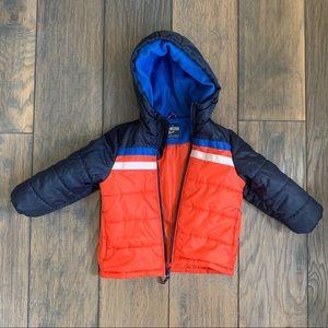 Oshkosh jacket size 4